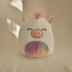 Squishmallows Sofia the white unicorn